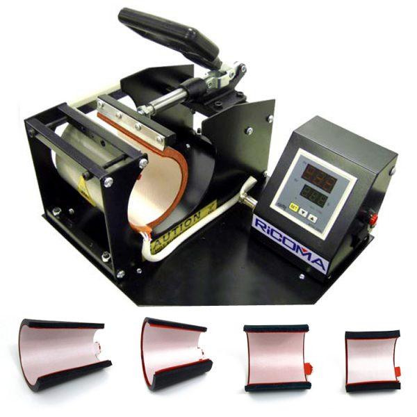 دستگاه تک کاره چاپ روی لیوان