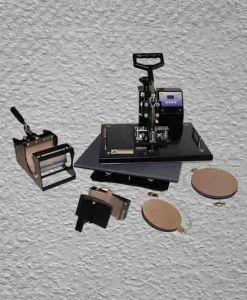 دستگاه چاپ ۶ قالبه